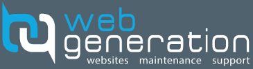 Web Generation Logo